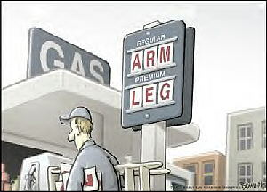 New Gas Prices